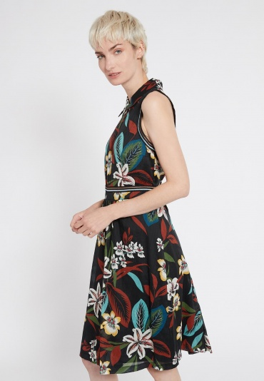 Ana Alcazar Polo Dress Seiry