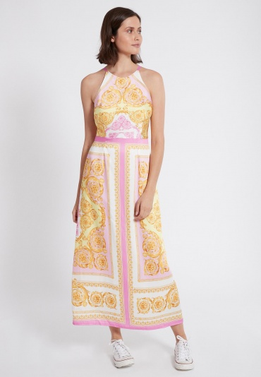 Ana Alcazar Maxi Dress Seofinny