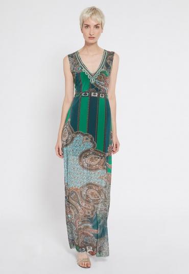Ana Alcazar Maxi Dress Shakine