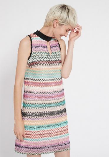 Ana Alcazar Mini Dress Slucky