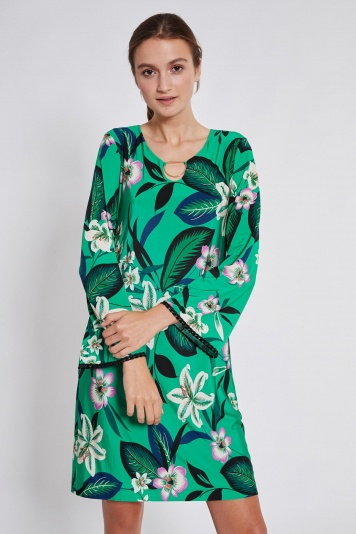 Ana Alcazar Tunic Dress Temona