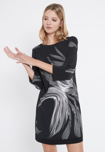 Ana Alcazar Tunic Dress Vabely
