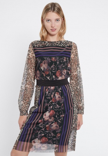 Ana Alcazar Belt Dress Vortine