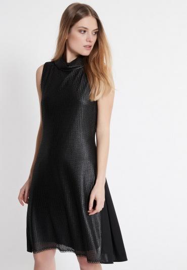 Ana Alcazar Godet Dress Wasuse