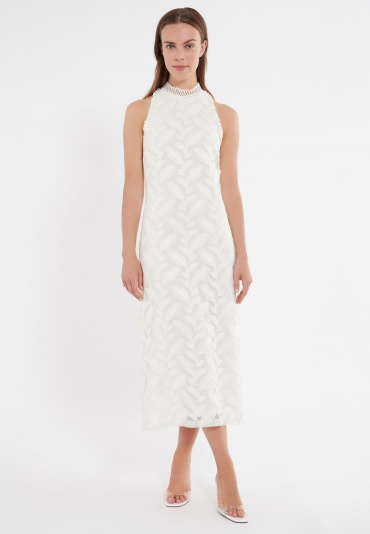 Ana Alcazar Midi Dress Zawor