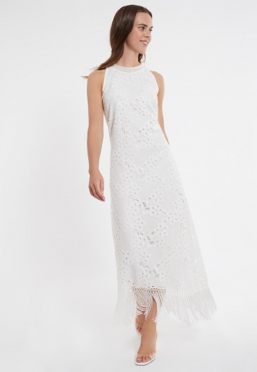 Ana Alcazar Maxi Dress Zedea