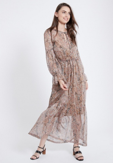 Ana Alcazar Maxi Dress Zevy