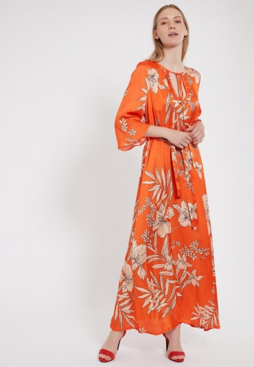 Ana Alcazar Maxi Dress Ziamo