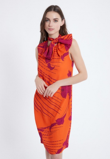 Ana Alcazar Loop Dress Zado