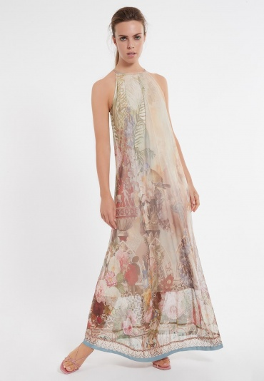 Ana Alcazar Maxi Dress Zidas