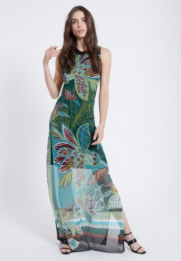 Ana Alcazar Maxi Dress Zifla