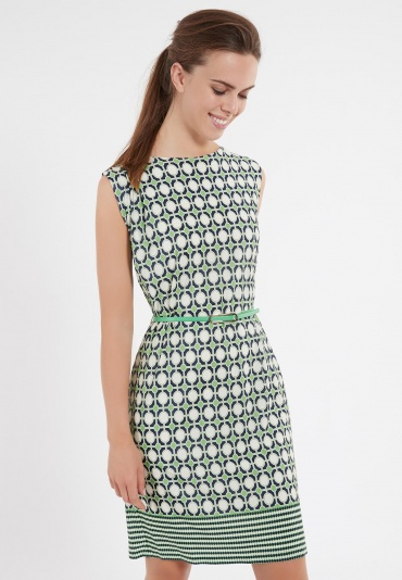 Ana Alcazar Belt Dress Zilmi