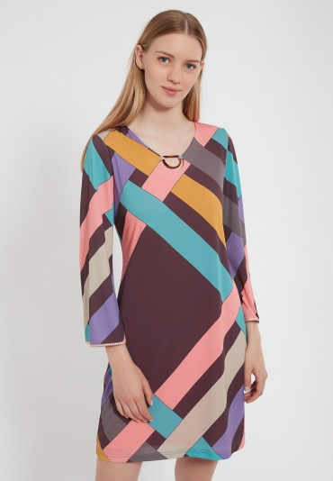 Ana Alcazar Tunic Dress Zimas