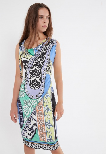 Ana Alcazar Shift Dress Zinta