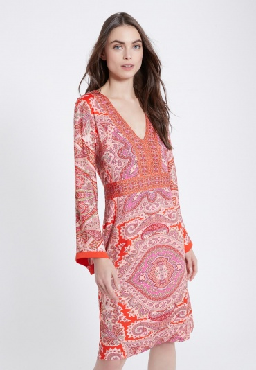 Ana Alcazar Longsleeve Dress Zafah