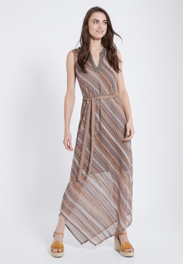 Ana Alcazar Maxi Dress Zirla