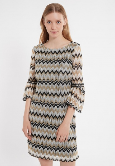 Ana Alcazar Knit Dress Zisa