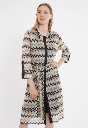 Ana Alcazar Blouse Dress Zises