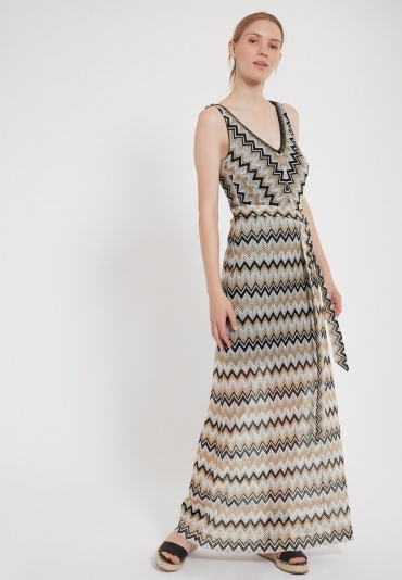 Ana Alcazar Maxi Dress Zisky