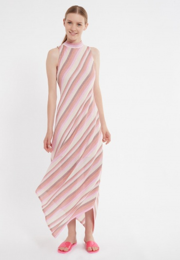 Ana Alcazar Asymmetrical Dress Zitma