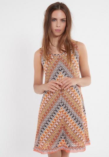 Ana Alcazar A-Shaped Dress Zuna