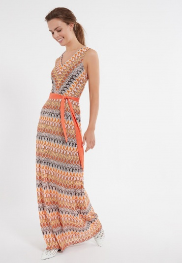 Ana Alcazar Maxi Dress Zunis