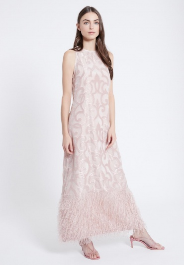 Ana Alcazar Maxi Dress Ably