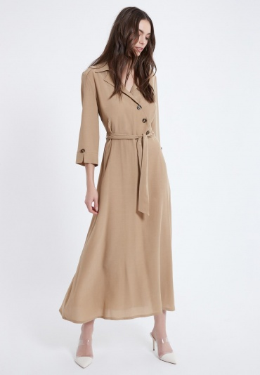 Ana Alcazar Wrap Dress Akine
