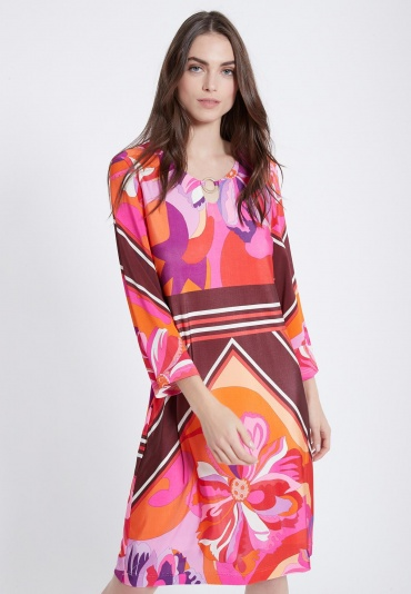 Ana Alcazar Tunic Dress Aubra
