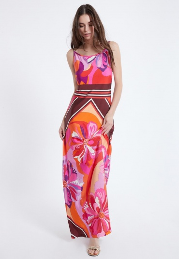Ana Alcazar Maxi Dress Aury