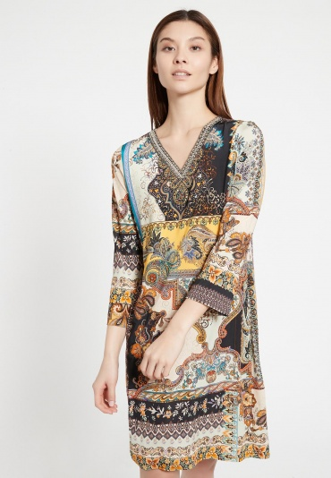 Ana Alcazar Tunic Dress Awana