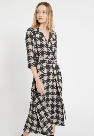 Wrap Dress Bahlu
