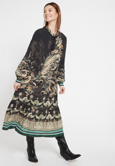 Midi Dress Balmy