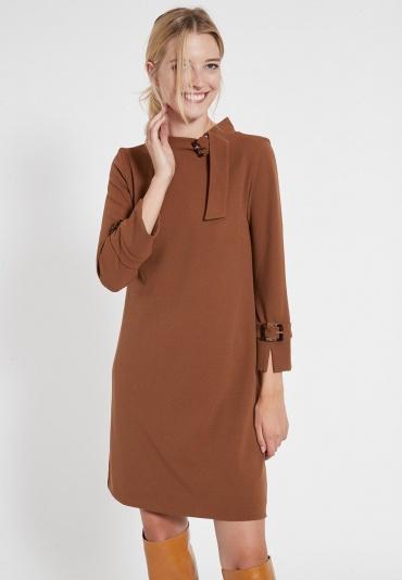 A-Linien-Kleid Basea