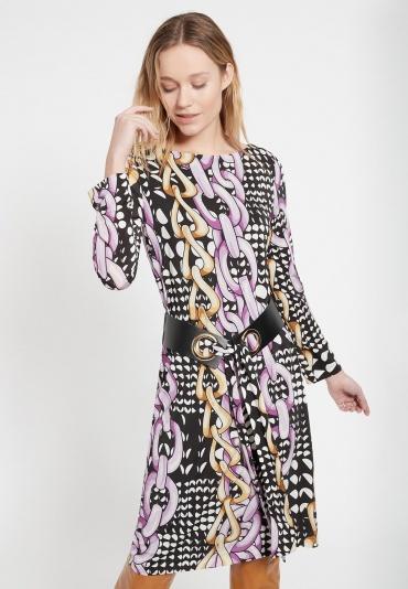 Belt Dress Bevala