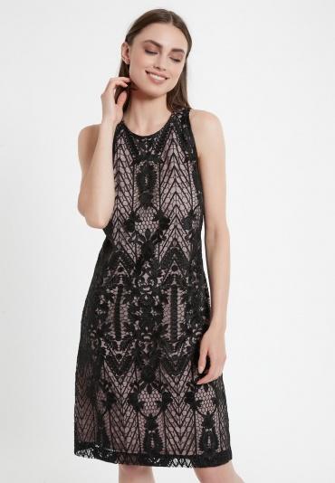 A-Linien-Kleid Cadya