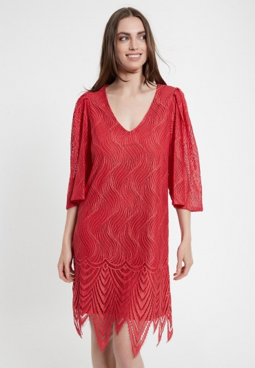 Lace Dress Cafos
