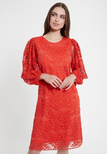 Lace Dress Cafra