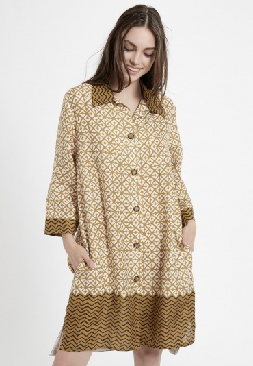 Shirt Dress Capea