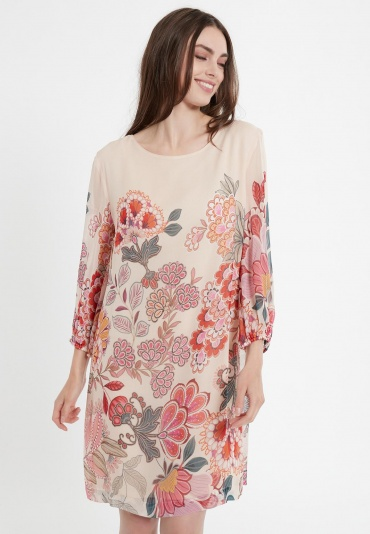 Tunic Dress Cavme