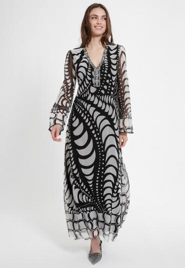 Maxi Dress Cenca