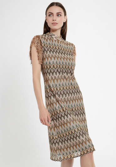 Fringed Dress Ciba