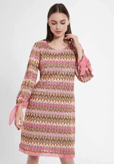 Long Sleeve Dress Cila