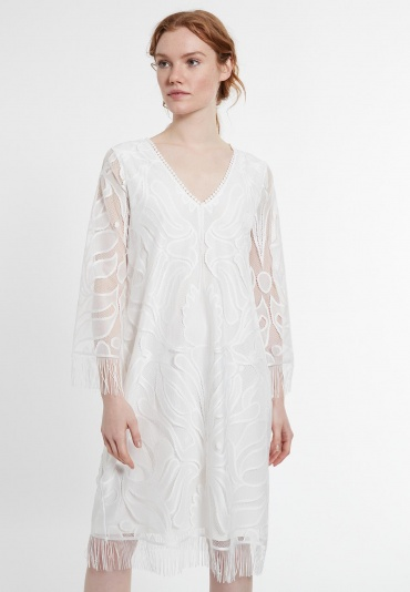 Fringe Dress Darlya