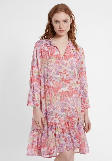 Flounce Dress Deany
