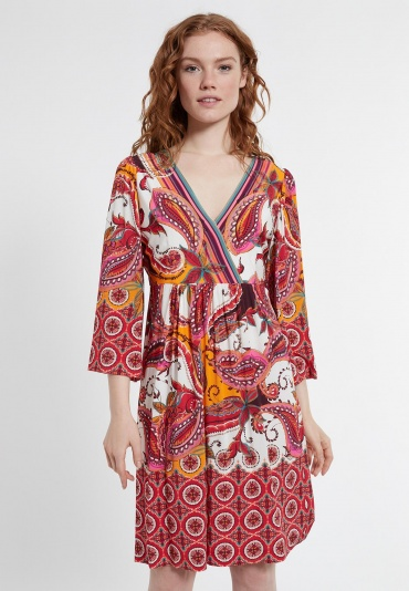 Wrap Dress Dolyra