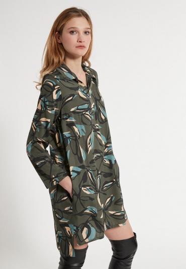 Shirt Dress Efinia