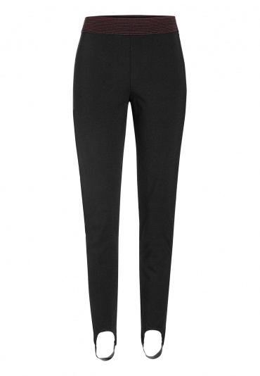 Ana Alcazar Trousers Olima Black