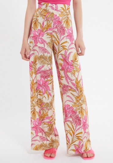 Ana Alcazar Long Trousers Zadeo