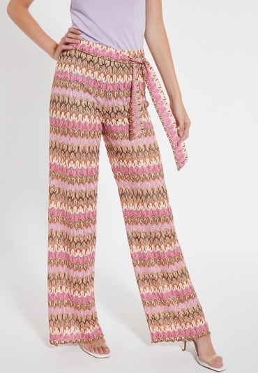 Knitted Pants Cilmo
